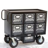 6-Crate Set Box Mini Cart <br />SB-06 MINI